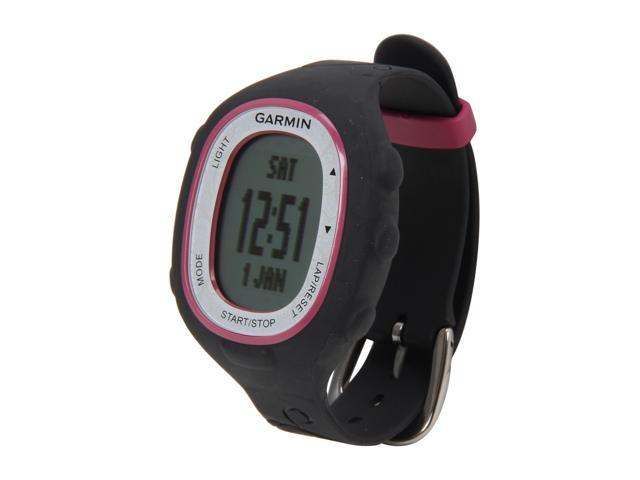 GARMIN Pink with Heart Rate Monitor