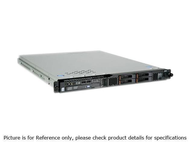 IBM x3250 M3 Rack Intel Xeon X3460 2.8GHz 2GB DDR3 Server Intel Xeon Processor X3460 4C 2.8GHz 2GB DDR3 425262U