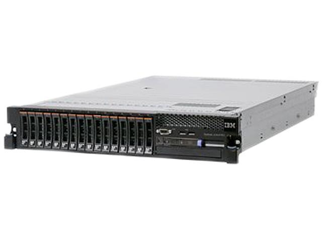 IBM x3650 M3 Rack Intel Xeon E5607 2.26GHz 4GB DDR3 Server (794532U) Intel Xeon Processor E5607 4C 2.26GHz 4GB DDR3 794532U