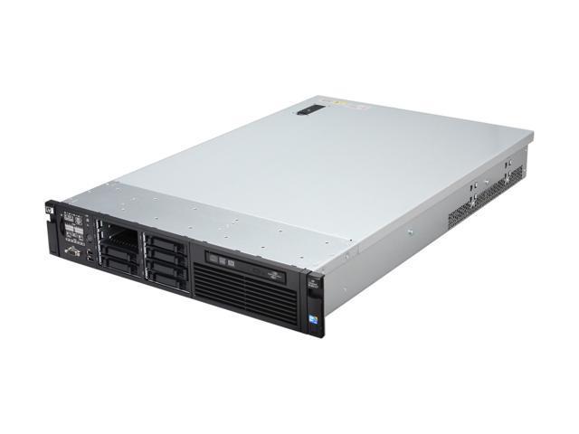HP ProLiant DL380 G7 Rack Server System Intel Xeon E5620 4 core 2.40 GHz 6GB (3 x 2GB) DDR3 605877-005