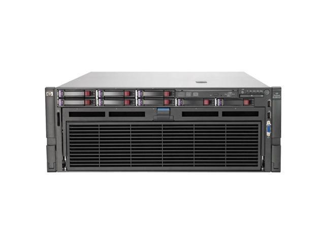 HP ProLiant DL580 G7 Rack Server System 4 x Intel Xeon X7560 8 core 2.27GHz 64GB SDRAM 584084-001