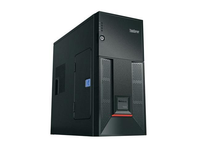 Lenovo ThinkServer TD230 Tower Server System Intel Xeon E5607 2.26GHz 4C/4T 4GB DDR3 102918U
