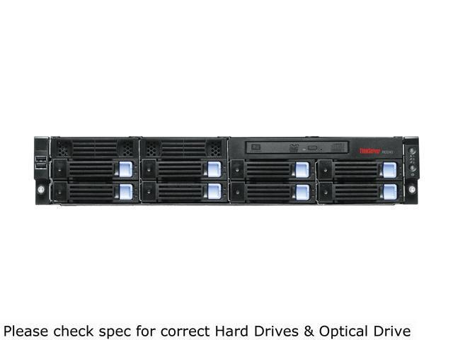 Lenovo ThinkServer RD240 Rack Server System Intel Xeon E5645 6 Core 2.4GHz 8GB DDR3 10461CU