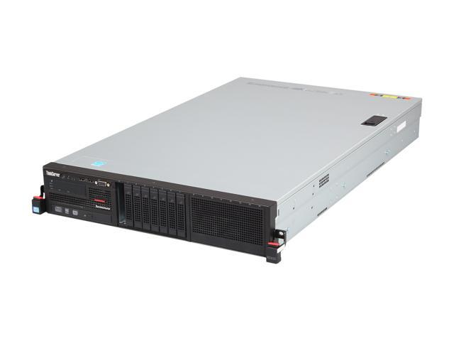 Lenovo ThinkServer RD630 Rack Server System Intel Xeon E5-2640 2.5GHz 6C/12T 8GB DDR3 No Hard Drive 2594A6U
