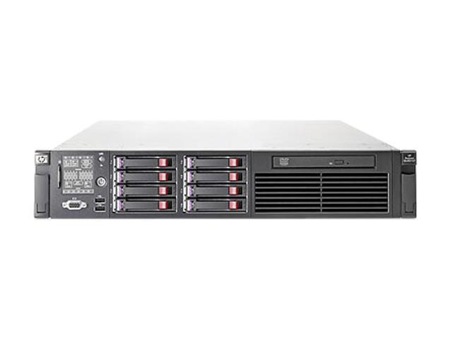 HP ProLiant DL380 G7 Rack Server System 2 x Intel Xeon X5675 3.06GHz 6C/12T 8GB (2 x 4GB) DDR3 No Hard Drive 639830-005