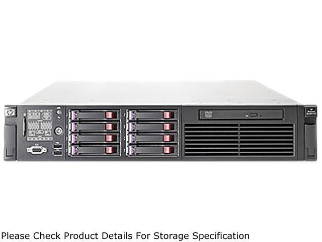 HP ProLiant DL380 G7 Rack Server System 2 x Intel Xeon E5649 2.53GHz 6C/12T 8GB (2 x 4GB) DDR3 639829-005