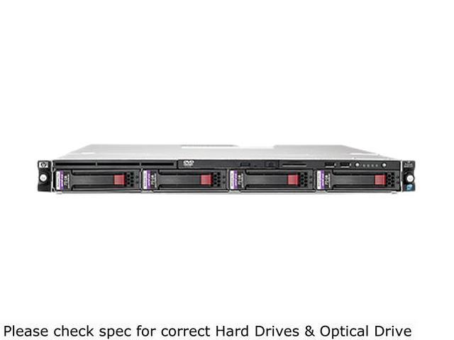 HP ProLiant DL165 G7 Rack Server System AMD Opteron 6234 2.4GHz 12-Core 4GB (2 x 2GB) DDR3 No Hard Drive 663807-001