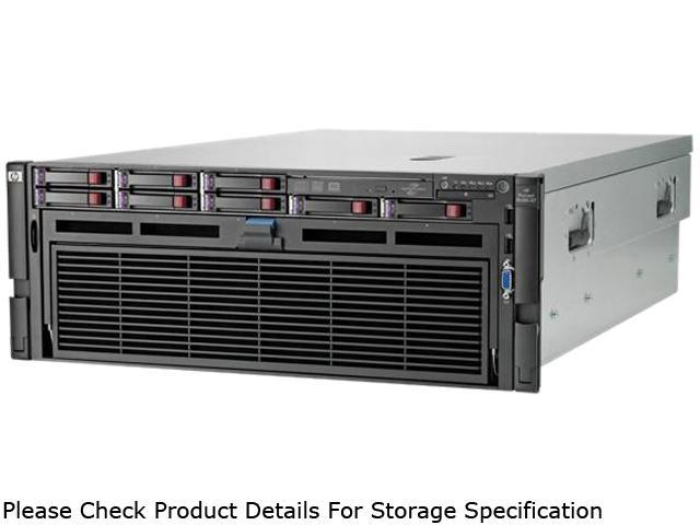 HP ProLiant DL585 G7 Rack Server System 2 x AMD Opteron 6238 2.6GHz 12-Core 32GB (4 x 8GB) DDR3 No Hard Drive 653748-001