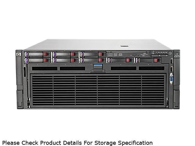 HP ProLiant DL585 G7 Rack Server System 4 x AMD Opteron 6272 2.1GHz 16-Core 64GB (8 x 8GB) DDR3 No Hard Drive 653747-001