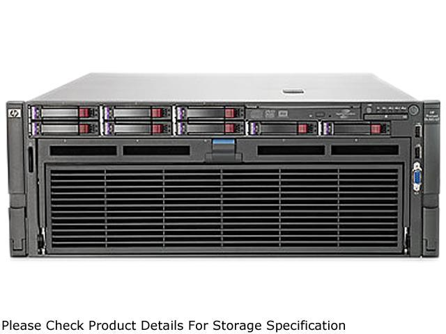 HP ProLiant DL585 G7 Rack Server System 4 x AMD Opteron 6282 SE 2.6GHz 16-Core 128GB (16 x 8GB) DDR3 No Hard Drive 653745-001