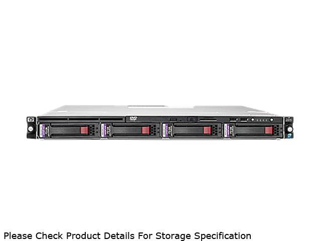 HP ProLiant DL165 G7 Rack Server System                                                                                       2 x AMD Opteron 6274 2.2GHz 16-Core 16GB (8 x 2GB) DDR3 No Hard Drive 6638