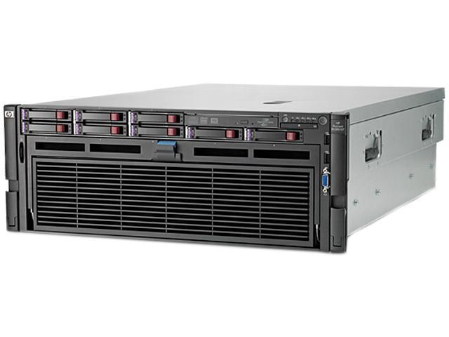 HP ProLiant DL580 G7 Rack Server System 2 x Intel Xeon E7-4830 2.13GHz 8C/16T (Max 4 Sockets/32 Cores) 64GB (8 x 8GB) DDR3 No Hard Drive (up to 8 SFF SAS/SATA hot plug drives) 643065-001