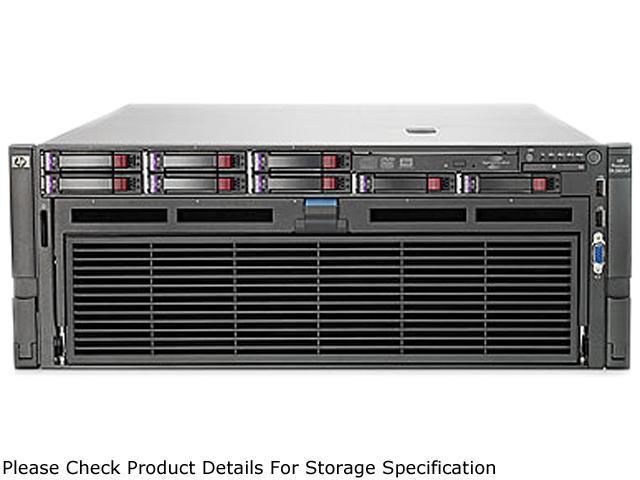 HP ProLiant DL580 G7 Rack Server System 2 x Intel Xeon E7-4807 1.86GHz 6C/12T 64GB (8 x 8GB) DDR3 643066-001