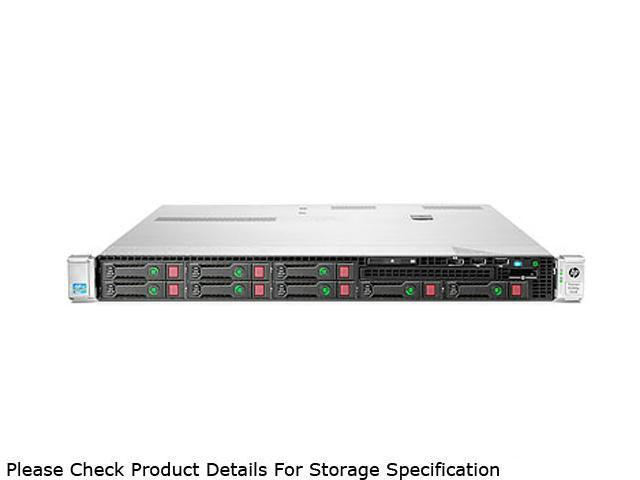 HP ProLiant DL360p Gen8 Rack Server System 2 x (Intel Xeon E5-2660 2.2GHz 8C/16T) 32GB (4 x 8GB) DDR3 No Hard Drive 670635-S01