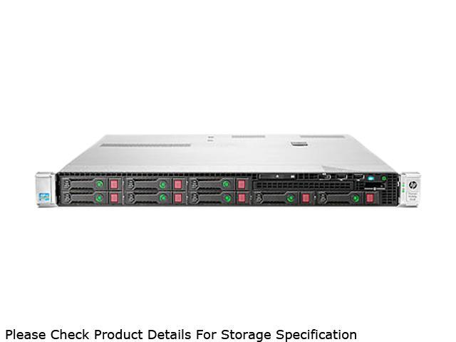 HP ProLiant DL360p Gen8 Rack Server System Intel Xeon E5-2630 2.3GHz 6C/12T (Max 2 Sockets/12 Cores) 16GB (4 x 4GB) DDR3 No Hard Drive 646901-001