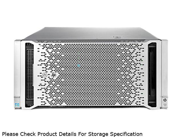 HP ProLiant ML350p Gen8 Rack Server System 2 x Intel Xeon E5-2640 2.5GHz 6C/12T 16GB (4 x 4GB) DDR3 646678-001