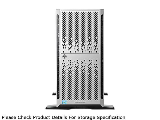 HP ProLiant ML350p Gen8 Tower Server System 2 x Intel Xeon E5-2650 2GHz 8C/16T 16GB (4 x 4GB) DDR3 678237-001