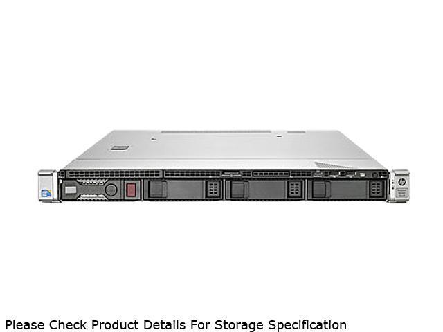 HP ProLiant DL160 G8 Rack Server System Intel Xeon E5-2620 2GHz 6C/12T (Max 2 Sockets/12 Cores) 8GB (2 x 4GB) DDR3 No Hard Drive (up to 4 LFF SAS/SATA/SSD hot plug drives) 662083-001