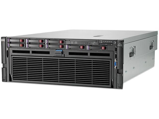 HP ProLiant DL580 G7 Rack Server System Intel Xeon E7-4850 2.0GHz 10C/20T (Max 4 Sockets/40 Cores) 128GB SDRAM 643064-001