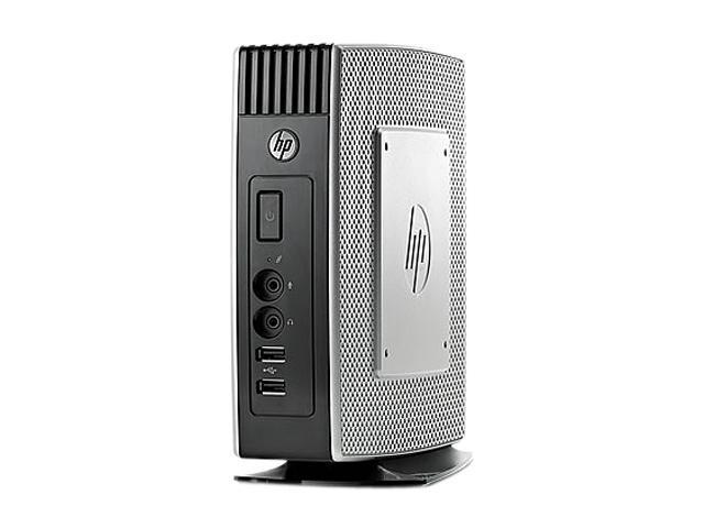HP t510 Thin Client Server System VIA Eden X2 U4200 1 GHz 2GB RAM / 1GB Flash No Hard Drive HP Smart Zero Technology H2P26AT#ABA