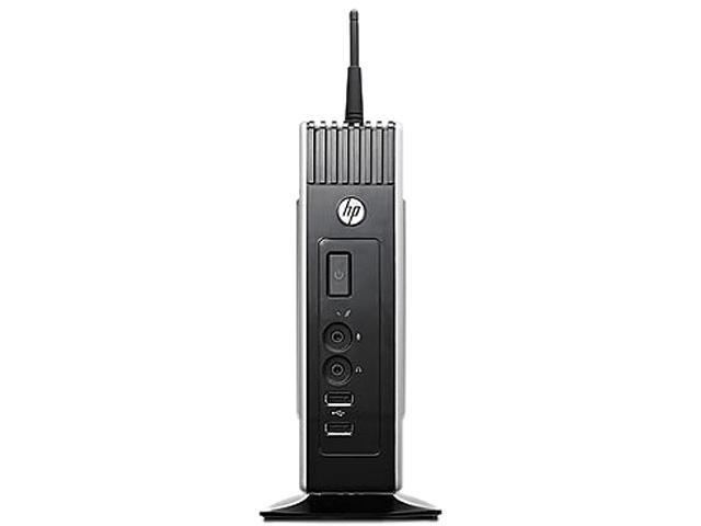 HP t510 Thin Client VIA Eden X2 U4200 1 GHz 2GB RAM / 2GB Flash No Hard Drive Windows Embedded Standard 2009 H2P21AT#ABA