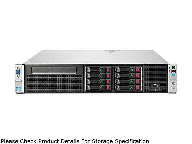 HP ProLiant DL380e Gen8 Rack Server System 2 x Intel Xeon E5-2450 2.1GHz 8C/16T 24GB (6 x 4GB) DDR3 No Hard Drive 668669-001