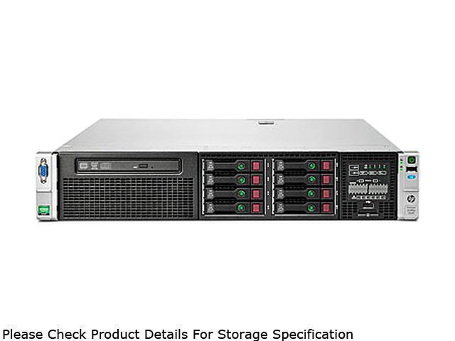 HP ProLiant DL385p Gen8 Rack Server System 2 x AMD Opteron 6238 2.6GHz 12-Core 32GB (4 x 8GB) DDR3 642136-001