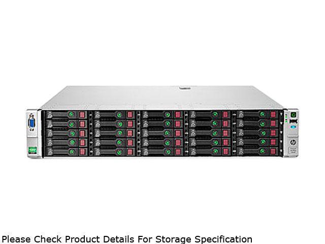 HP ProLiant DL385p Gen8 Rack Server System 2 x AMD Opteron 6272 2.1GHz 16-Core 32GB (4 x 8GB) DDR3 No Hard Drive 642135-001