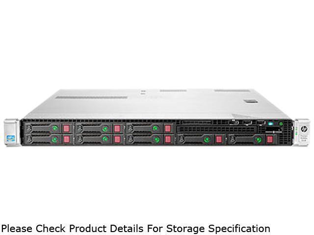 HP ProLiant DL360E G8 686210-S01 1U Rack Server - 1 x Xeon E5-2403 1.8GHz