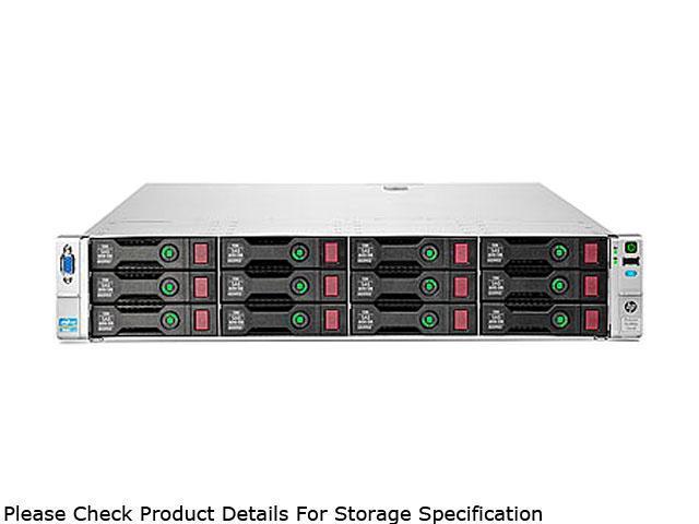 HP Rack Server System Intel Xeon 16GB
