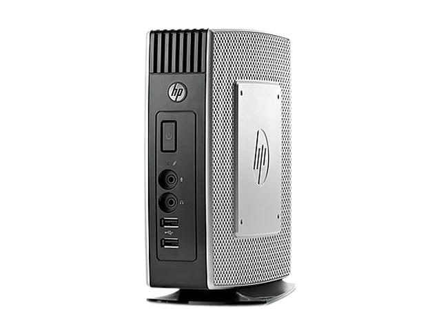 HP t510 Thin Client Server System VIA Eden X2 U4200 1 GHz 2GB RAM / 1GB Flash No Hard Drive HP ThinPro H2P24AT#ABA