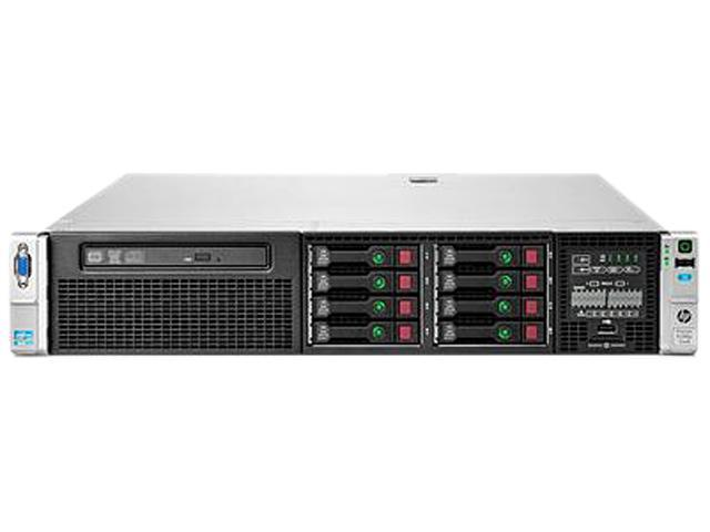 HP ProLiant DL380e Gen8 Rack Server System Intel Xeon E5-2403 1.8GHz 4C/4T 2GB DDR3 No Hard Drive 716676-S01