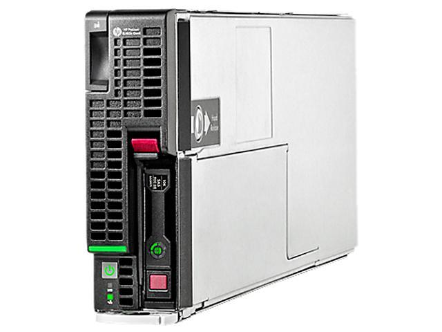 HP ProLiant BL465c Gen8 Blade Server System AMD Opteron 6380 2.5GHz 16-Core 16GB (2 x 8GB) DDR3 No Hard Drive 699045-B21