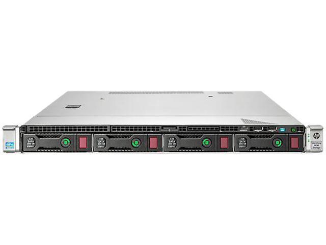 HP StoreEasy 1430 Rack Storage Server Intel Core i3-3220T 2.8GHz 2C/4T 8GB (2x4GB) DDR3 Microsoft Windows Storage Server ...