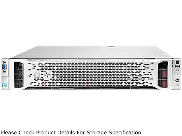 HP ProLiant DL380p Gen8 Rack Server System Intel Xeon E5-2620V2 2.1GHz 16GB DDR3-1600 734790-S01