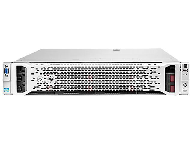 HP ProLiant DL380p Gen8 Rack Server System Intel Xeon 32GB