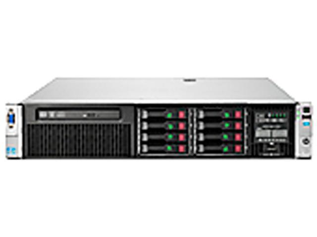 HP ProLiant DL380p Gen8 Rack Server System Intel Xeon
