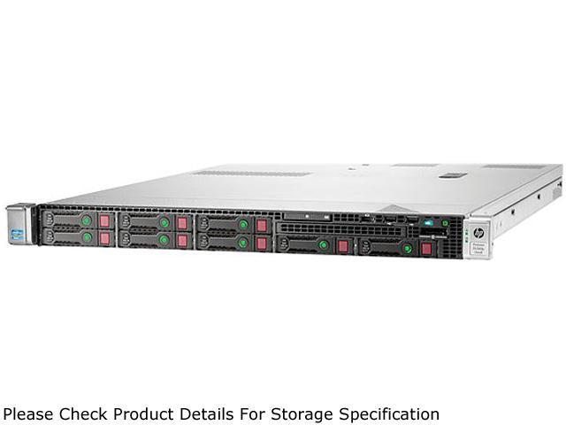 HP ProLiant DL360e Gen8 Rack Server System Intel Xeon E5-2403 v2 1.8GHz 4C/4T (Max 2 Sockets/8 Cores) 8GB Operating System ...