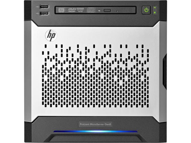 HP ProLiant MicroServer Gen8 E3-1220Lv2 8GB-U B120i LFF 4 x1TB Server / S-Buy 783959-S01
