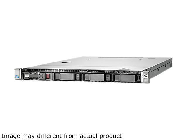 HP ProLiant DL160 G5 Server System (B-grade) 2 x Intel Xeon 5160 3.00Ghz Quad Core 4 x 2GB DDR2 1 x 3.5
