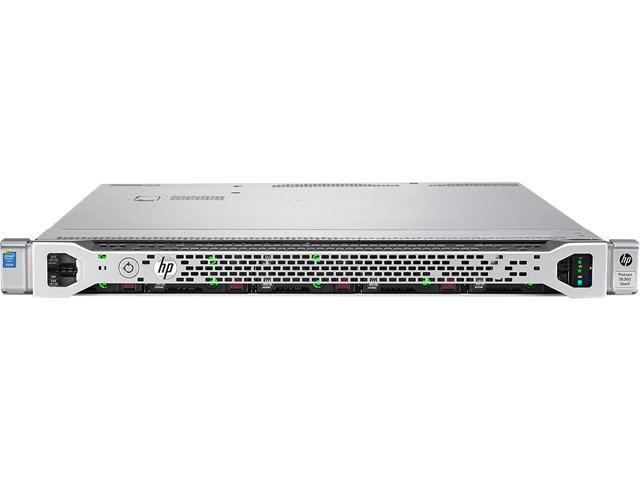 HP ProLiant DL360 G9 1U Rack Server - 1 x Intel Xeon E5-2660 v3 2.60 GHz