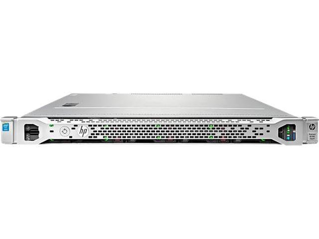 HP ProLiant DL160 G9 Rack Server System Intel Xeon E5-2620 v4 2.10 GHz 8GB 830577-S01