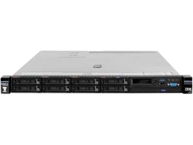 Lenovo System X x3550 M5 Rack Server Intel Xeon E5-2670 v3 2.30 GHz 16GB DDR4-2133 / PC4-17000 No Hard Drive 5463NEU