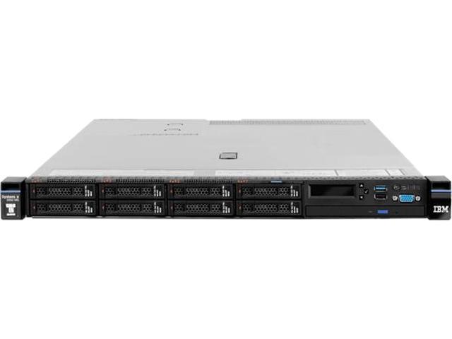 Lenovo System x x3550 M5 5463EEU 1U Rack Server - 2 x Intel Xeon E5-2620 v3 Hexa-core (6 Core) 2.40 GHz