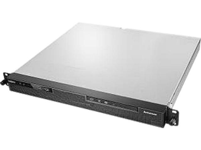 Lenovo RS140 Rack Server System Intel Xeon E3-1246 v3 3.5 GHz 4GB DDR3 1600 MHz No Hard Drive 70F9001PUX