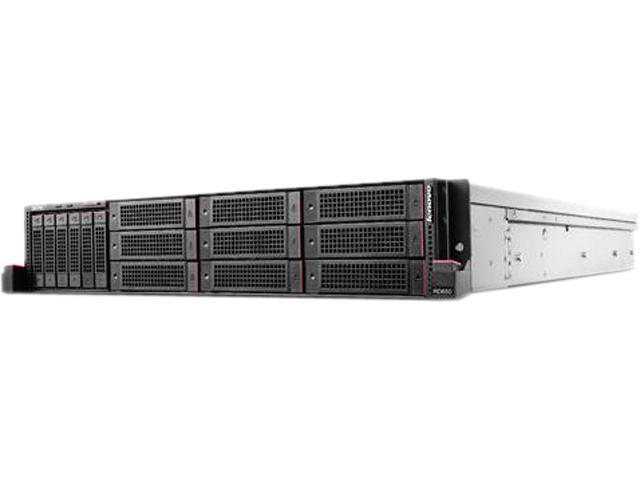 Lenovo ThinkServer RD650 70D40025UX 2U Rack Server - 2 x Intel Xeon E5-2620 v3 Hexa-core (6 Core) 2.40 GHz