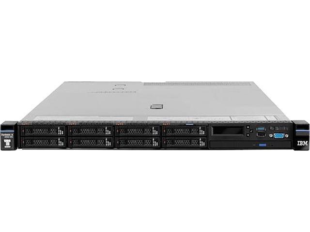 Lenovo System x x3550 M5 8869KCU 1U Rack Server - 1 x Intel Xeon E5-2609 v4 Octa-core (8 Core) 1.70 GHz