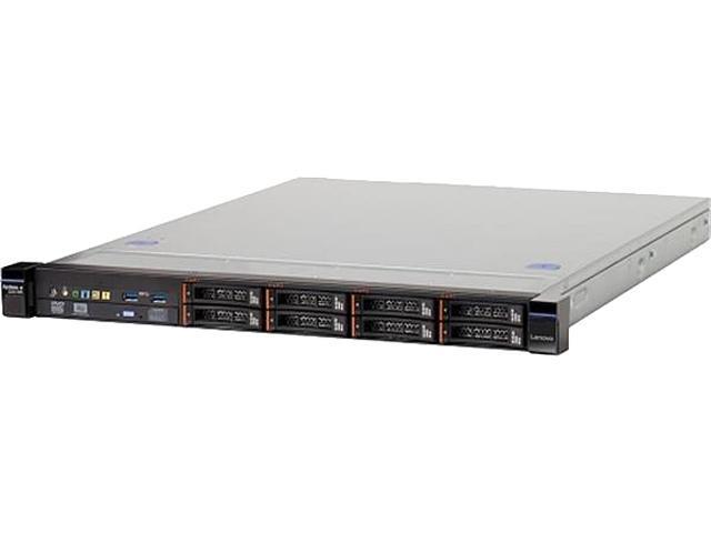 Lenovo System x x3250 M6 3633K7U 1U Rack-mountable Server - 1 x Intel Xeon E3-1270 v5 Quad-core (4 Core) 3.60 GHz