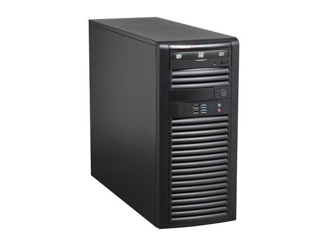 SUPERMICRO Mid-Tower Server System Intel Core i5-2400 3.1GHz 4C/4T 8GB 1x 250GB SATA3 6Gb/s 7.2k RPM, 64M cache Windows 7 Professional 64-bit, SP1, English SYS-5037A-IL-MA015 Presto