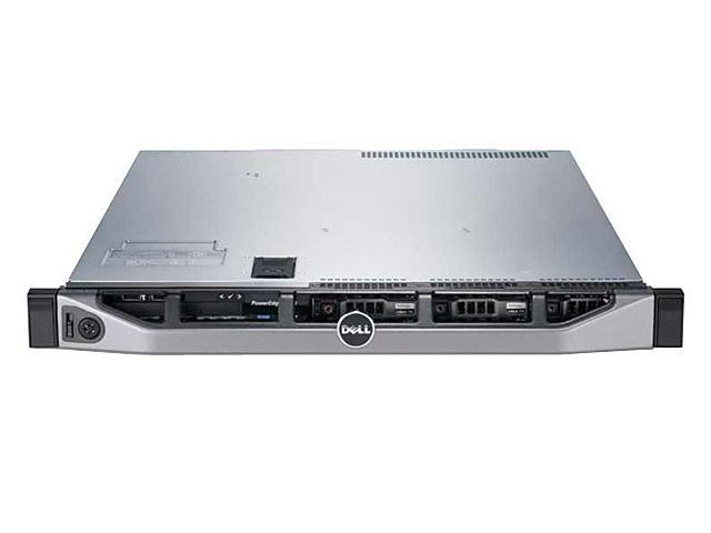 DELL PowerEdge R420 Rack Server System Intel Xeon E5-2407 2.2GHz 4C/4T 2GB (1x2GB) 2 x 500GB 7.2K RPM SATA Operating System None 469-3779